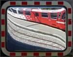Verschiedenes/4272/grenzueberschreitender-verkehr-im-spiegel-betrachtet-030808 Grenzüberschreitender Verkehr im Spiegel betrachtet. 03.08.08 (Jeanny)